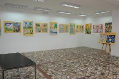 Изложба дечијих ликовних радова